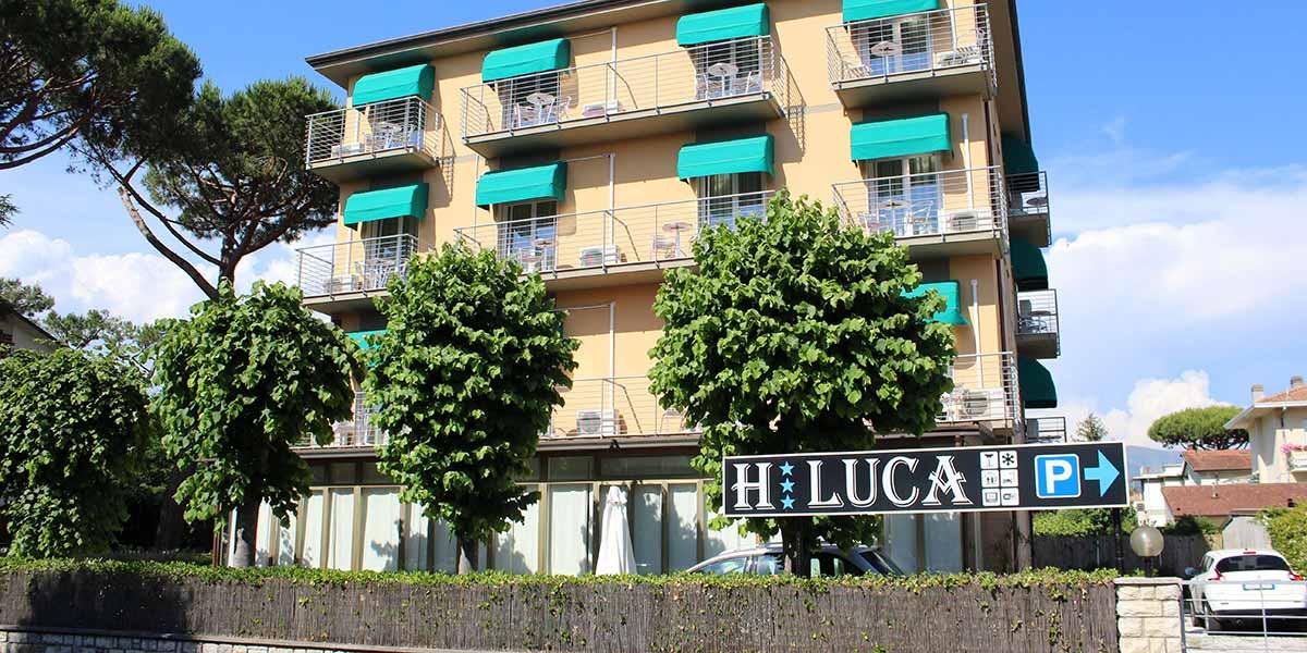 Hotel Luca 3 stelle Lido di Camaiore